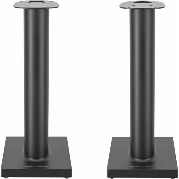 Bowers & Wilkins Formation FS Duo Black (Ζεύγος) Speaker Stands