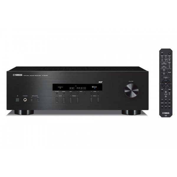 YAMAHA R-S202D Black Stereo Receivers