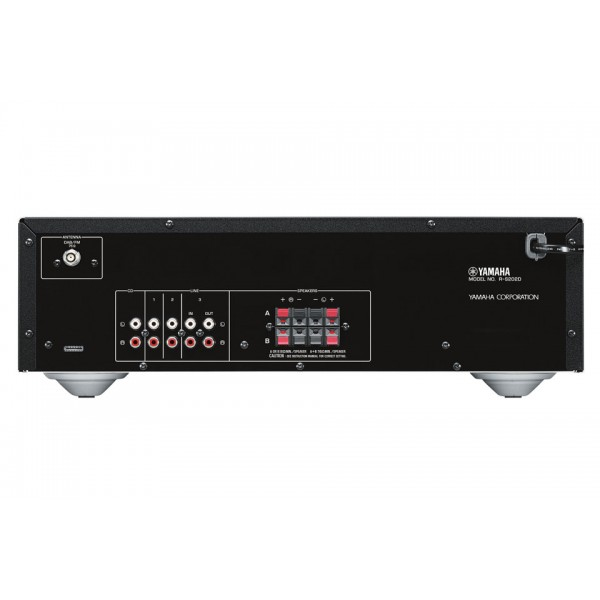 YAMAHA R-S202D Silver Stereo Receivers