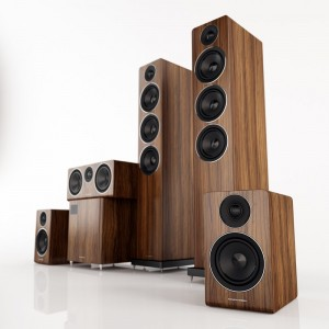 Acoustic Energy 5.1 SET 100 Series Walnut