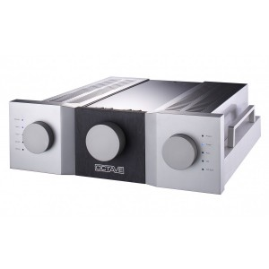 OCTAVE Jubilee Preamp Silver