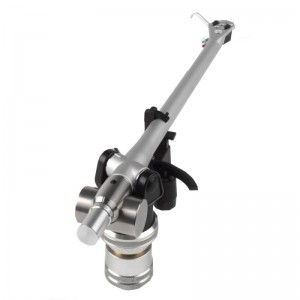 """MICHELL ENGINEERING Tecno Arm """"A"""" Silver"""