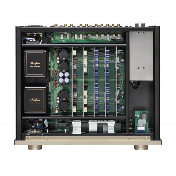 Hi Fi - Accuphase C-2150 Transistor