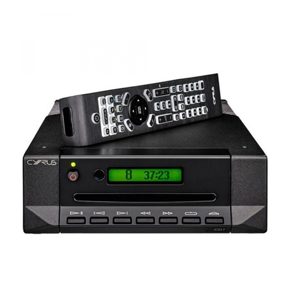 Hi Fi - Cyrus CD t Transport Black CD  SACD Players