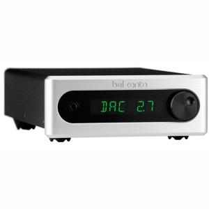 Bel Canto DAC 2.7 Control Preamp Silver