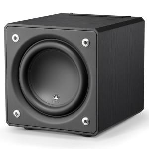 JL AUDIO E-Sub e110 Black Ash