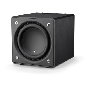 JL AUDIO E-Sub e112 Black Ash