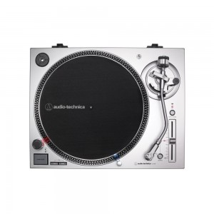Audio Technica AT-LP120X/HS6 Silver