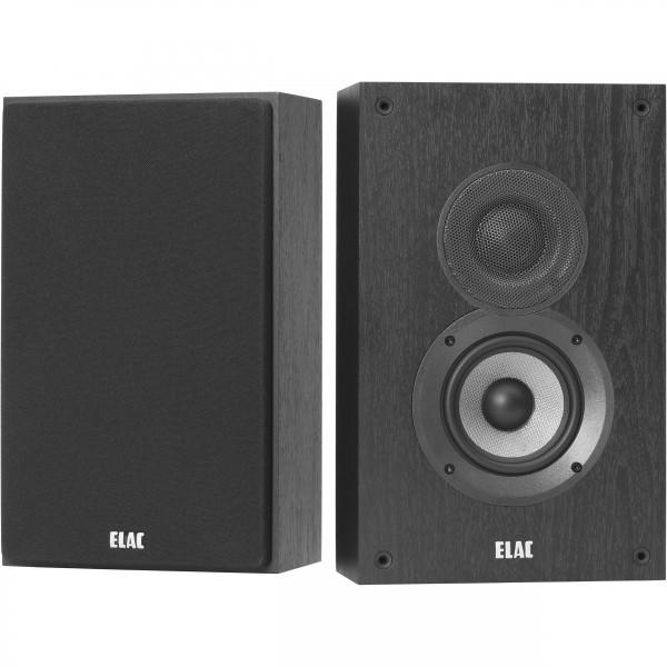 ELAC Debut OW4.2 Black Ash Vinyl (Ζεύγος) Satellites