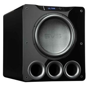 SVS PB16-Ultra Black Gloss