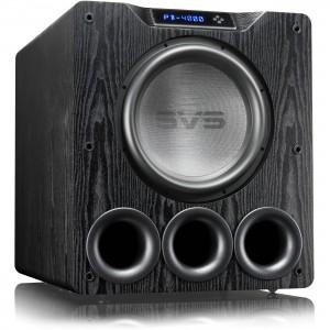 SVS PB-4000 Premium Black Ash