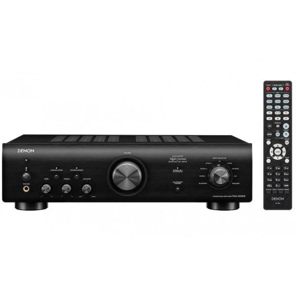 DENON PMA-600NE Black Integrated Amps