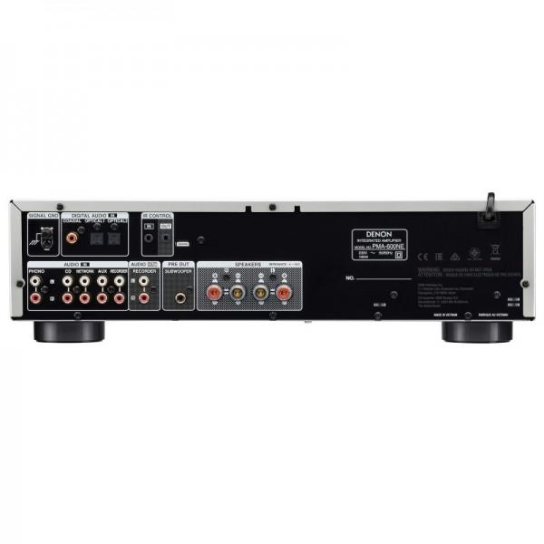 DENON PMA-600NE Silver Integrated Amps