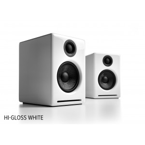 AUDIOENGINE A2+ Wireless Hi-Gloss White (Ζεύγος)