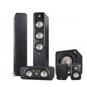 Polk Audio Signature E Series S50 5.1 System Black