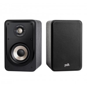 Polk Audio Signature S15e Black (Ζεύγος)