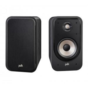 Polk Audio Signature S20e Black (Ζεύγος)
