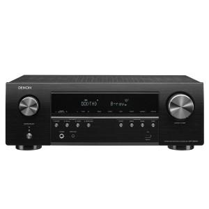 DENON AVR-S650H Black