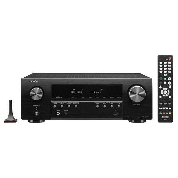 DENON AVR-S650H Black AV Receivers