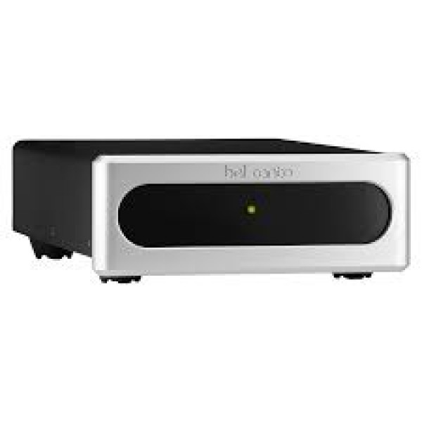 Phono Turntable - Bel Canto Phono Premplifier Silver Phono Stages