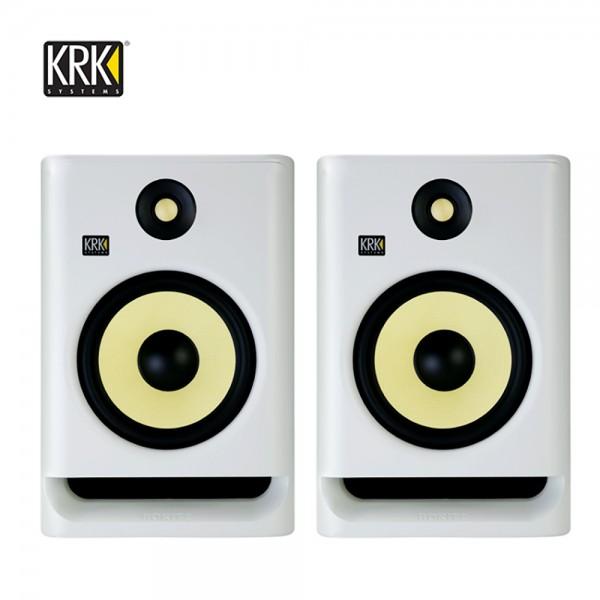 KRK RoKit RP-8-G4 White (Τεμάχιο)