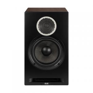 ELAC Debut Reference DBR62 Black/Walnut Wood (Ζεύγος)