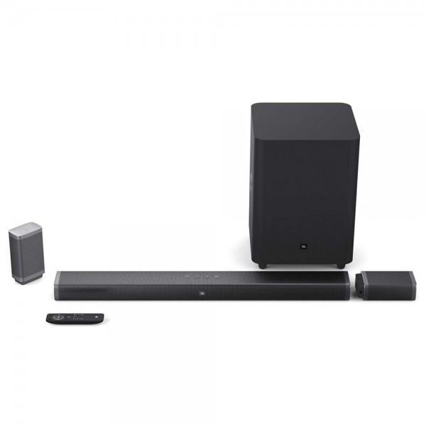 JBL Bar 51 Surround, 5.1 Soundbar, wirl subwoofer, wir surround, Bluetooth, HDMI Soundbars