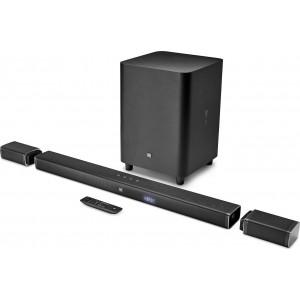 JBL Bar 51 Surround, 5.1 Soundbar, wirl subwoofer, Bluetooth, HDMI