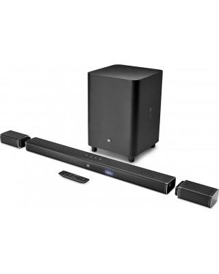 JBL Bar 51 Surround, 5.1 Soundbar, wirl subwoofer, wir surround, Bluetooth, HDMI