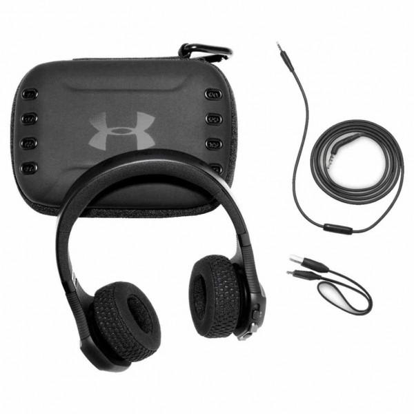 JBL Under Armour Sport Wireless Train Black/Red Wireless Headphones