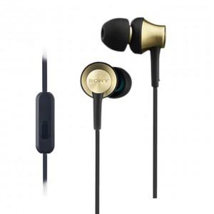 SONY MDR-EX650AP Gold