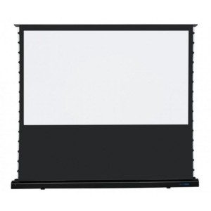 """Comtevision EFS9092 Motorized Floor Stand Screen Tensioned 92"""""""