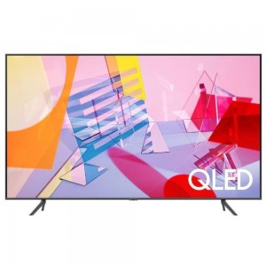"Samsung QLED QE85Q60TA |85""| Ultra 4K Smart TV | QLED Τηλεόραση"