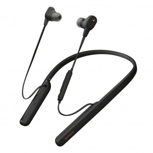 SONY WI-1000XM2B Wireless With Noise Cancelling In-ear Headphones Black