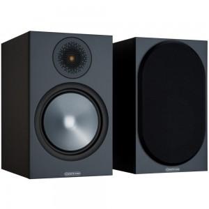 Monitor Audio Bronze 100 G6 Black (Ζεύγος)