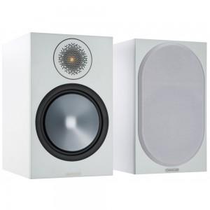 Monitor Audio Bronze 100 G6 White (Ζεύγος)