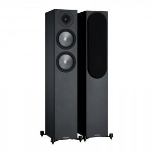 Monitor Audio Bronze 200 6G Black (Ζεύγος)