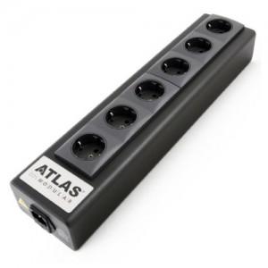 Atlas Cables Eos Modular 4.0 Power Distribution Block Schuko OF6U