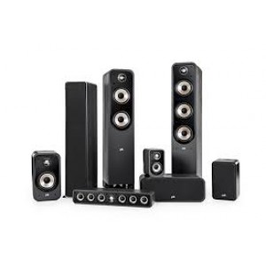 Polk Audio Signature E Series S60 5.1 System Black