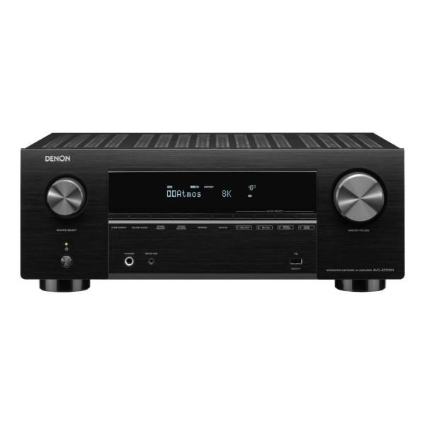 DENON AVC-X3700H Black AV Receivers