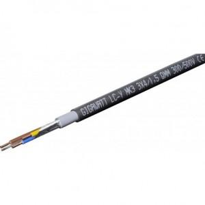 GigaWatt In-Wall Cable LC-Y EVO 3X4