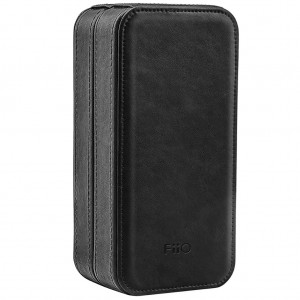 FiiO HB4 Leather Carrying Case Black